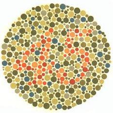 Farbenblindheit 45